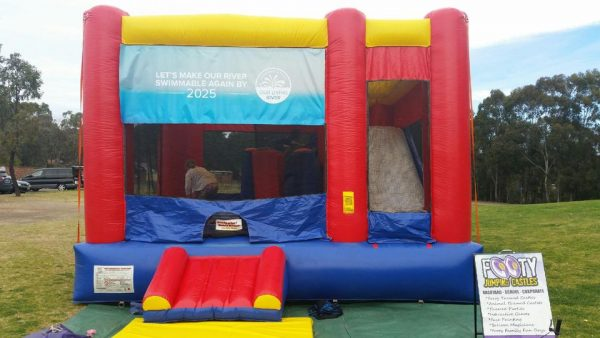 Customised Castles for Events